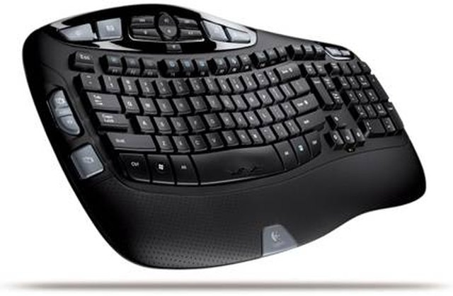 how does a wireless keyboard work. Black Bedroom Furniture Sets. Home Design Ideas
