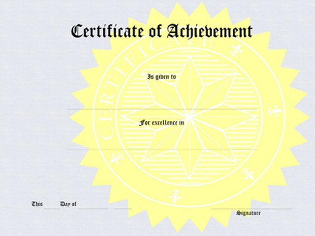 How To Make Certificates With Microsoft Word Techwalla