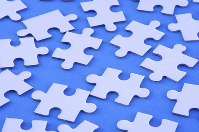 how to make a jigsaw puzzle using ms word