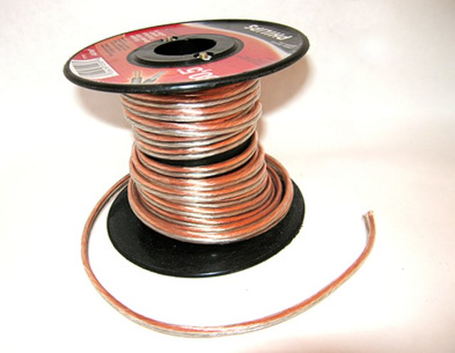 How to Safely Split Two Speaker Wires | Techwalla.com