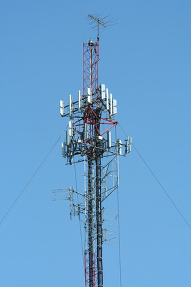 Types of Cell Towers | Techwalla.com