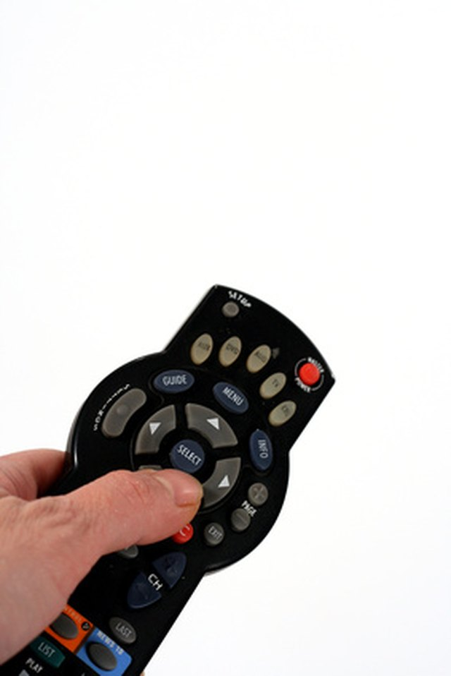 How to Program a Cable Remote for Buckeye Cable UIE | Techwalla.com