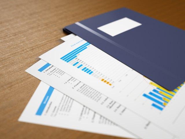 how to make a professional portfolio
