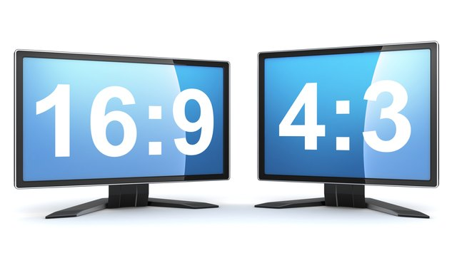 how to change aspect ratio on tv