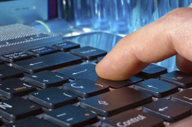 ten finger typing test