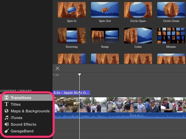 How to use apple imovie techwalla ccuart Images