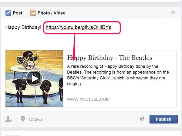 How To Send A Birthday Greeting On Facebook Techwalla