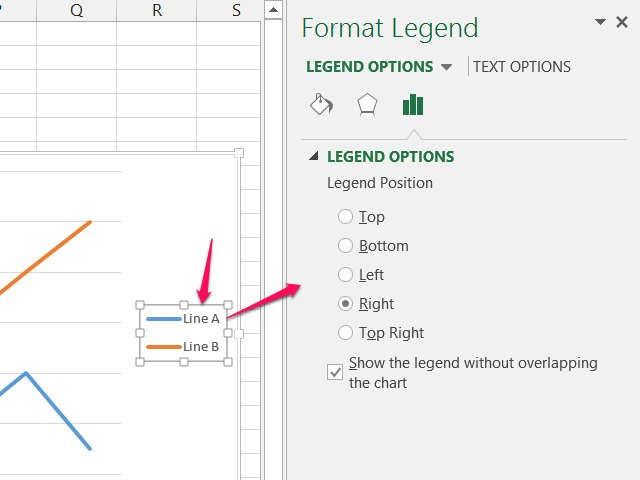 How to edit the legend in microsoft excel techwalla ccuart Image collections