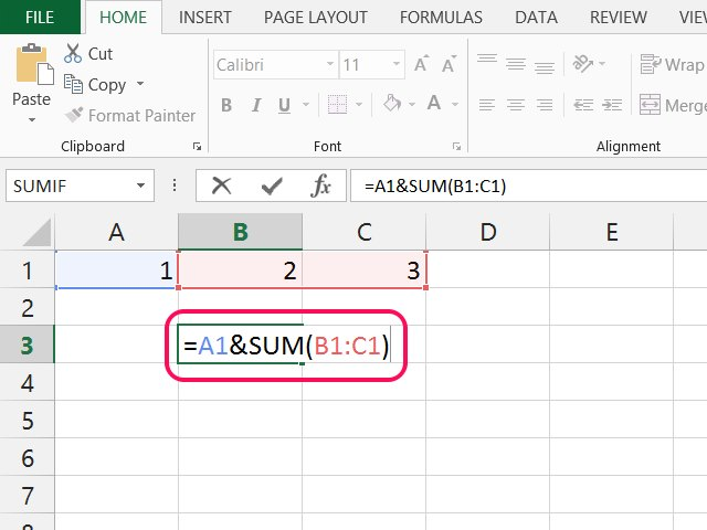 How To Create Multiple Formulas For The Same Space In