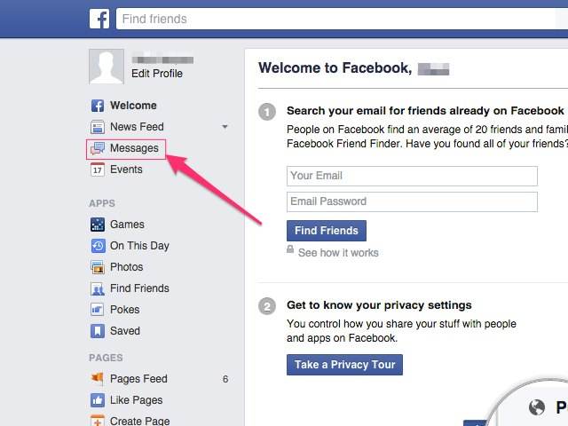 How To Make A Read Message Look Unread On Facebook Techwalla
