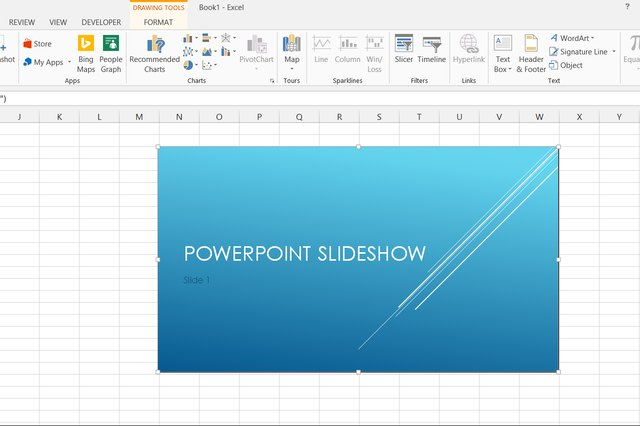 attach word file to excel