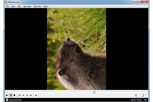 How do i rotate in media player classic techwalla ccuart Images