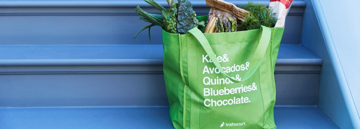 An Instacart Trick That Could Help You Land a Delivery Time