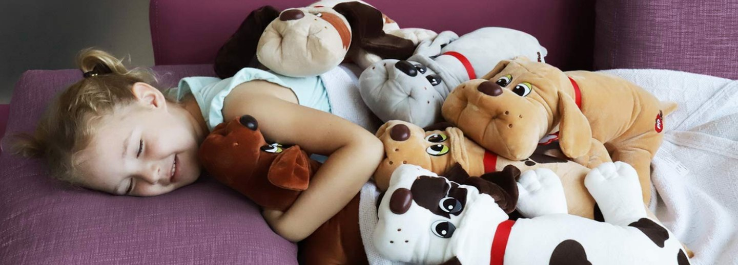 Original Pound Puppies Are on Amazon, and Life Is Good Again