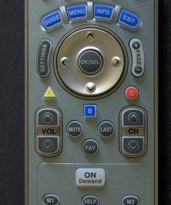 Hook up universal remote