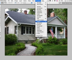 How to Paint a House in Photoshop | Techwalla com