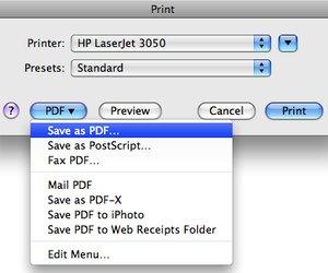 how to turn pdf to word mac