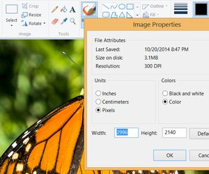 How To Increase Dpi Of An Image In Paint