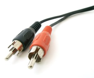 How to convert a speaker wire to an rca male plug techwalla video of the day greentooth Images