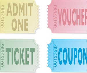 how to create raffle tickets on an 8 per page template techwalla com