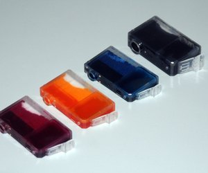 Video Of The Day Typically Color Printer Ink