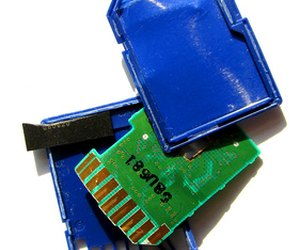 How Do I Change Memory Card Serial Numbers? | Techwalla com