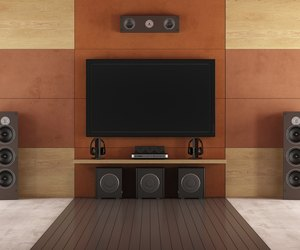 connecting speakers to a receiver