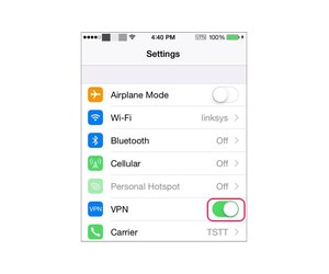 How to Connect to a VPN From an iPhone Techwallacom