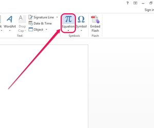 How To Insert The Pi Symbol In Word Techwalla Com