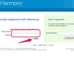 Eharmony customer service live chat