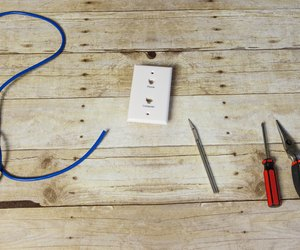 how to wire a dsl jack techwalla com rh techwalla com phone jack wiring diagram cat 5 phone jack wiring color code old to new wire