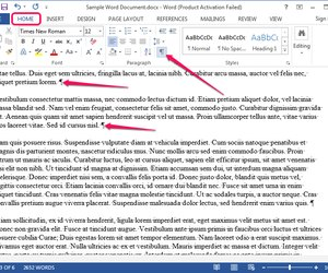 How to delete a page in a word document techwalla displaying hidden characters in word ccuart Image collections