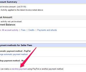 How To Check Your EBay Account Balance Techwallacom - Ebay invoice payment