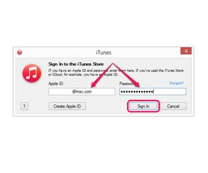 how can i find my itunes account