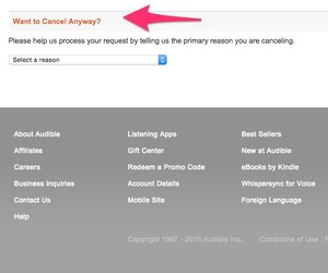 How Do I Cancel an Audible com Membership? | Techwalla com