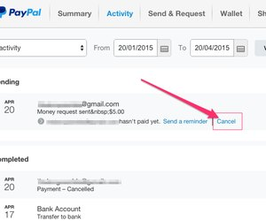 how to cancel a paypal payment techwalla com
