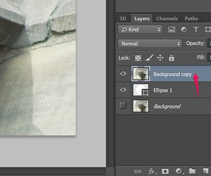how to make a circle photo in photoshop