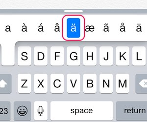 how to type umlaut letters on an iphone techwalla com