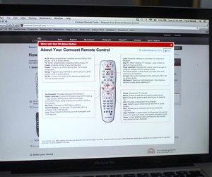 How to Program a Comcast Remote to a TV | Techwalla com