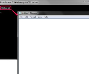 how to go from x to c in command prompt