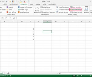 excel 2013 how to find circular reference