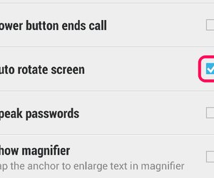 My auto rotate for my android phone is not working techwalla auto rotate screen option ccuart Images