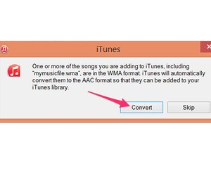 how to put songs from a cd into itunes