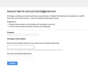 how to find my gmail password without resetting it