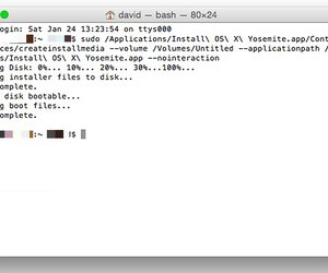 How to Make a Bootable USB on a Mac | Techwalla com