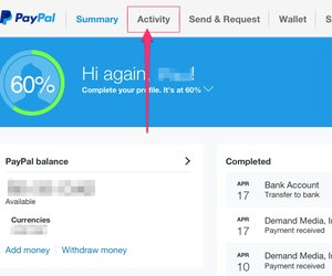 how to cancel transaction paypal
