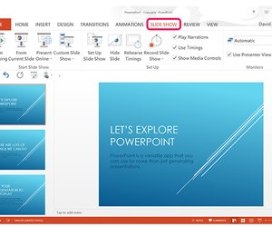 How To Make A PowerPoint Presentation Play Automatically Techwallacom - How to make an amazing powerpoint presentation