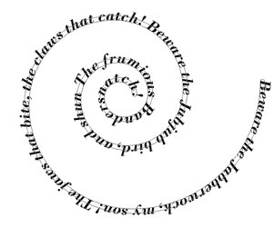 how to create circular text in photoshop