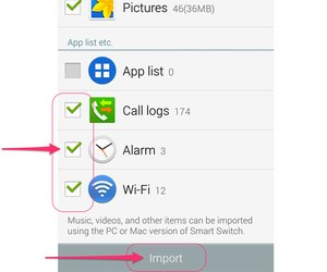How to Transfer From an IPhone to Samsung Galaxy | Techwalla com