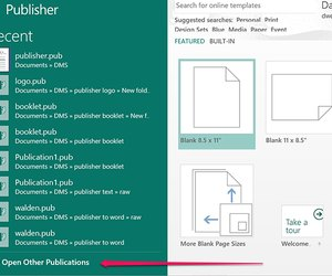 how to import a word document into a publisher document techwalla com